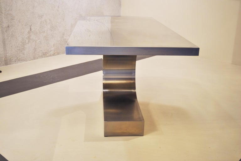 Pierre Cardin after Sculpture Table 1971  In Good Condition For Sale In bari, IT