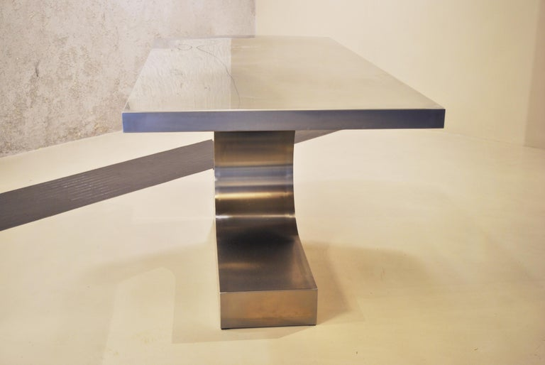 Late 20th Century Pierre Cardin after Sculpture Table 1971  For Sale