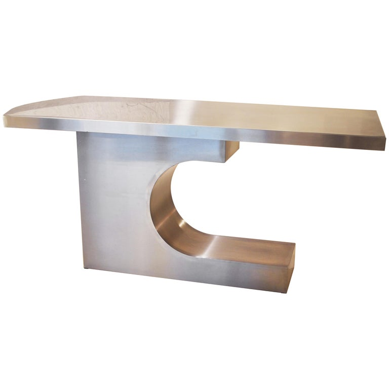 Pierre Cardin after Sculpture Table 1971  For Sale