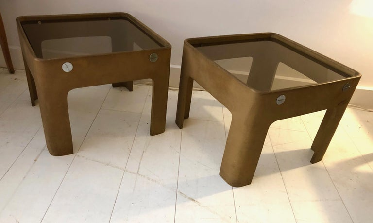 Mid-20th Century Pierre Cardin End Tables