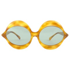 Pierre Cardin Vintage Kiss Medium C18 Sunglasses, 1960s