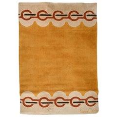Pierre Cardin Wool Area Rug