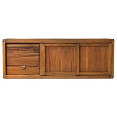 Pierre Chapo B10 - B.E.D. Sideboard in Solid Elm, France 1970s