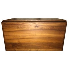 Pierre Chapo Chest B09A, Elm, 1980