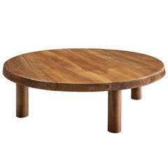 Pierre Chapo Coffee Table in Elm