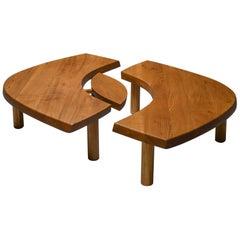Pierre Chapo Coffee Table 'T22C'