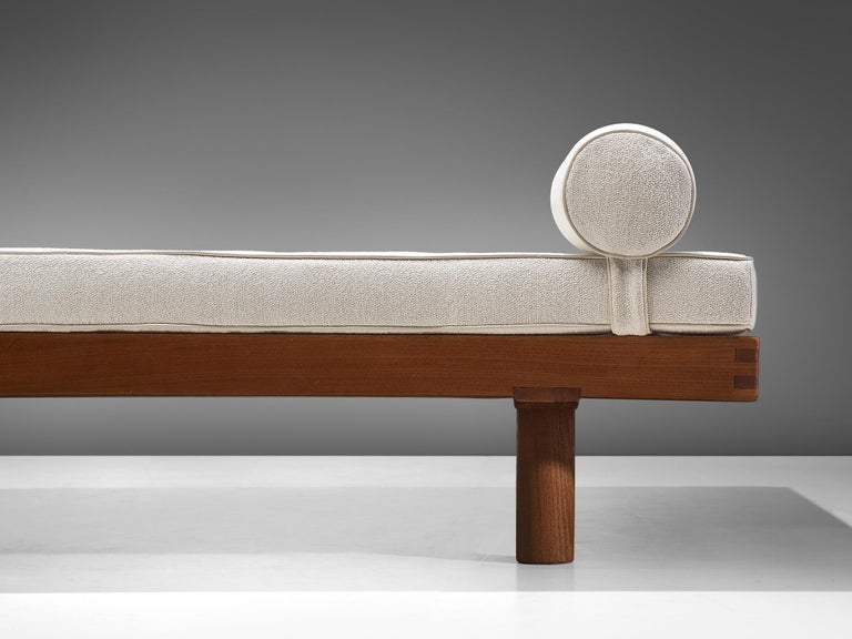 """Mid-Century Modern Pierre Chapo """"Godot"""" Daybed in Elm, 1965 For Sale"""