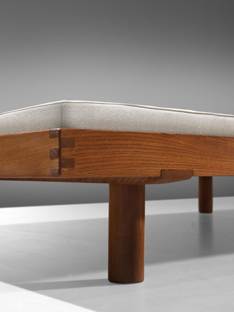 """Pierre Chapo """"Godot"""" Daybed in Elm, 1965 In Good Condition For Sale In Waalwijk, NL"""