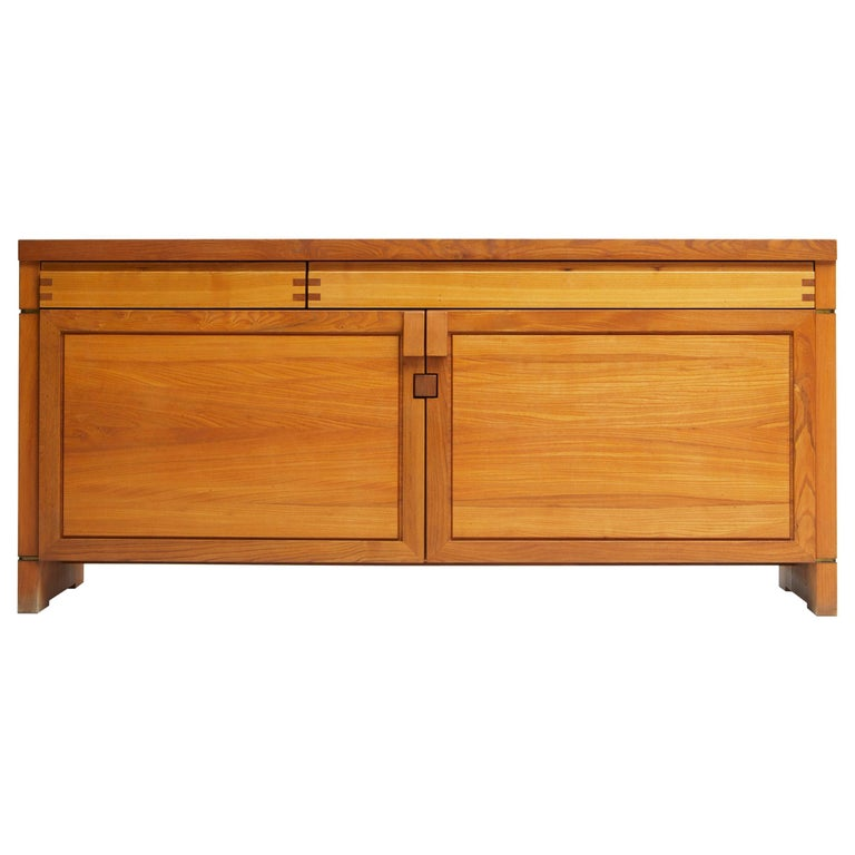 Pierre Chapo R08 sideboard, ca. 1960, offered by Magen H Gallery