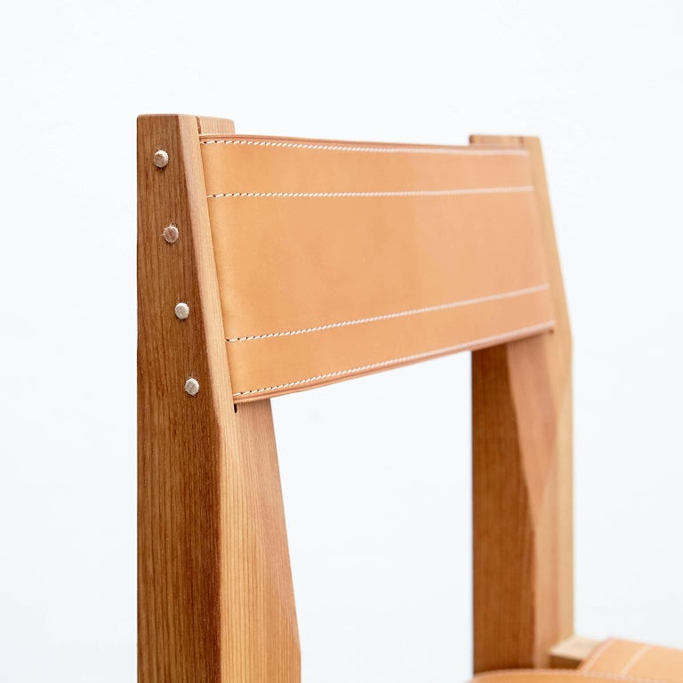 Pierre Chapo S11 Chair For Sale 4