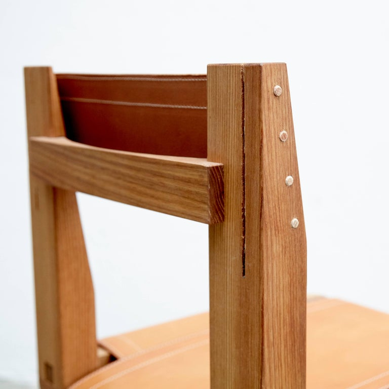 Pierre Chapo S11 Chair For Sale 7