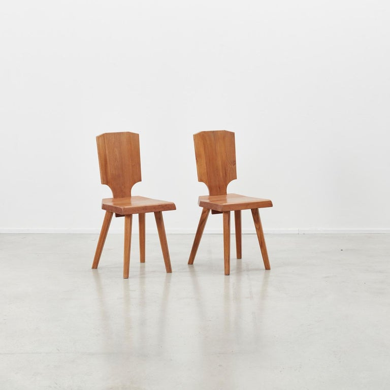 Pierre Chapo S28 Chair Chapo SA, France, 1972, 12 Available In Excellent Condition For Sale In London, GB