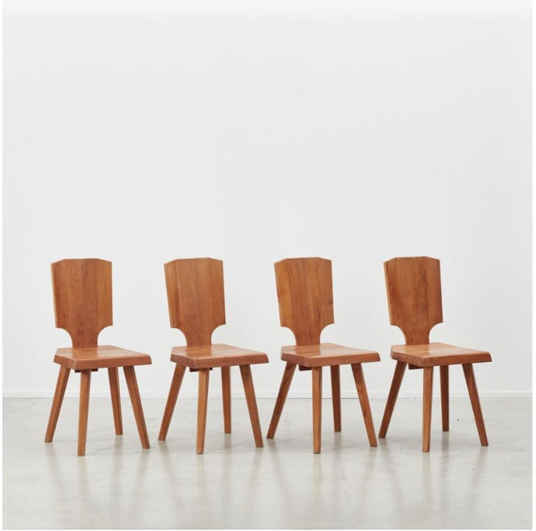 Pierre Chapo S28 Chair Chapo SA, France, 1972, 12 Available For Sale 1