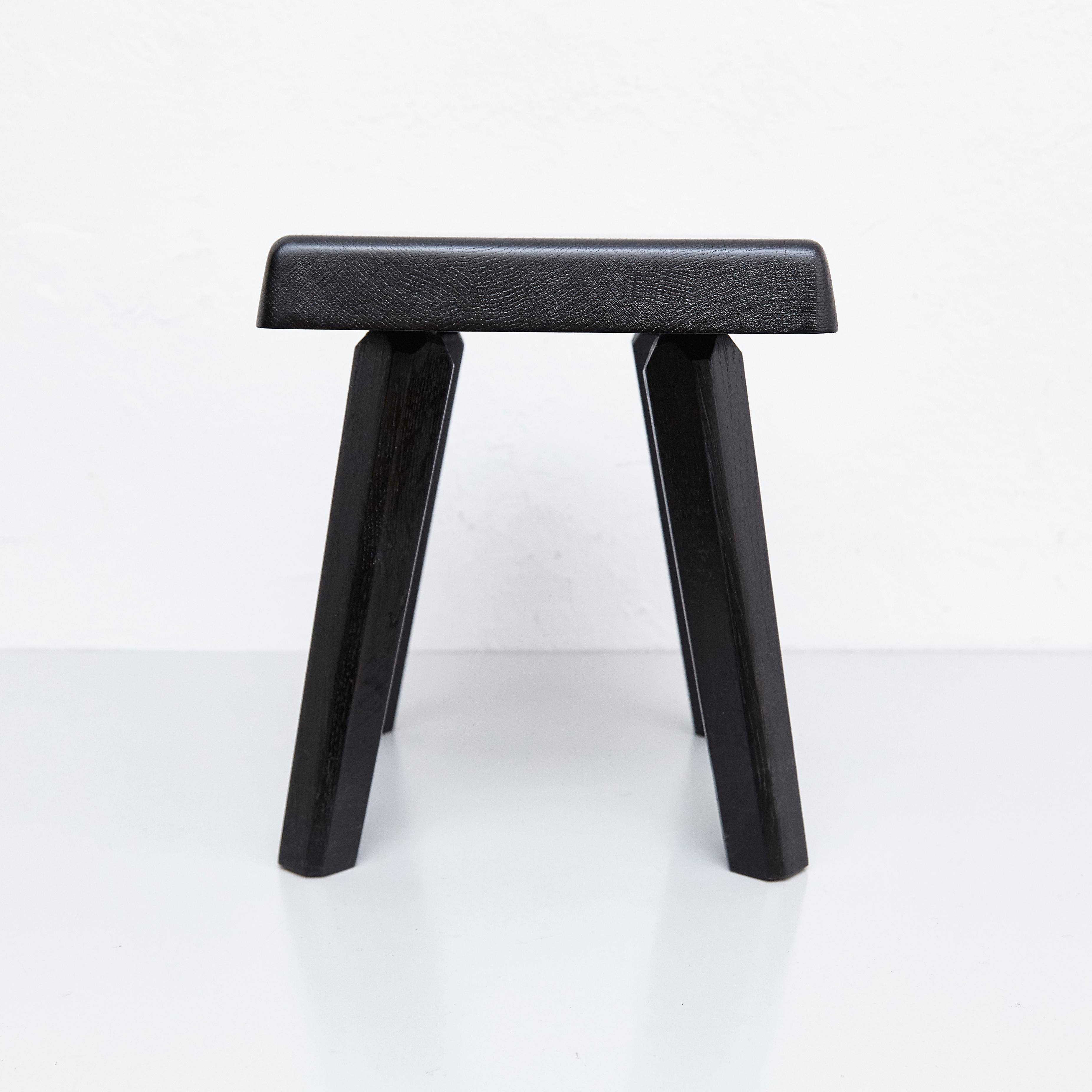 Groovy Pierre Chapo Special Black Edition Stool Ibusinesslaw Wood Chair Design Ideas Ibusinesslaworg