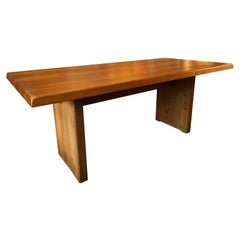 Pierre Chapo T14c Dining Table
