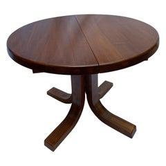Pierre Chapo, Table T40 Known as Duck Feet, Circa 1978