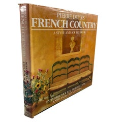 Pierre Deux's French Country Coffee Table Book