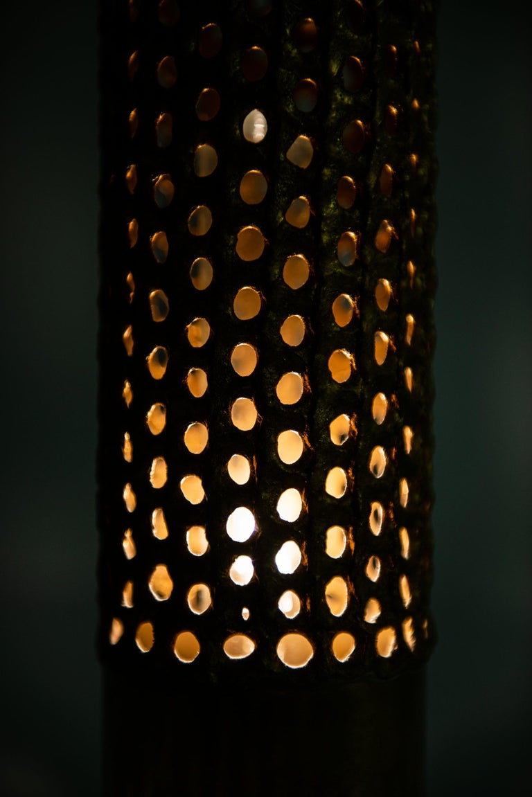 Pierre Forsell Table Lamp Produced by Skultuna in Sweden For Sale 1