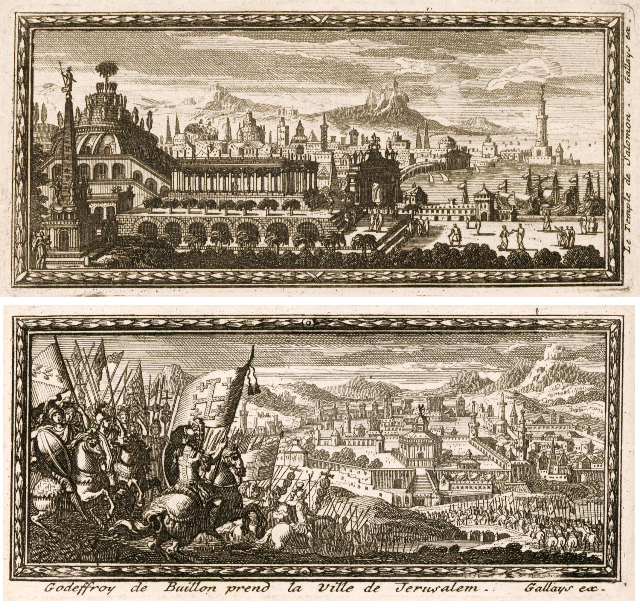 Early 18th Century Prints and Multiples