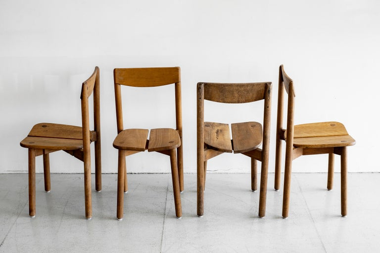 Pierre Gautier Delaye Dining Chairs For Sale 4