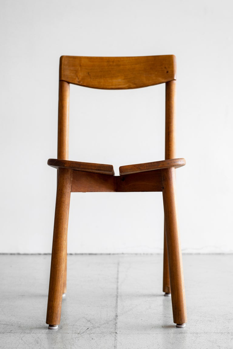 French Pierre Gautier Delaye Dining Chairs For Sale