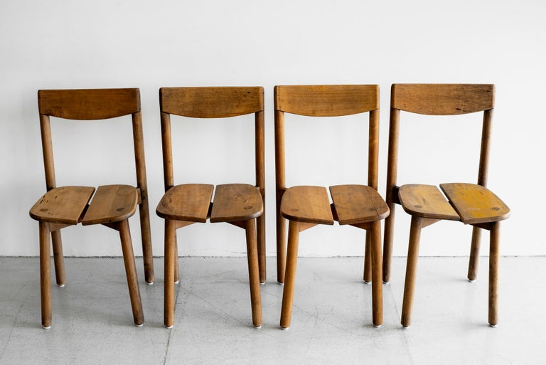 Pierre Gautier Delaye Dining Chairs For Sale 3