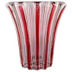 Pierre Gire '1901-1984', Aka Pierre D'Avesn, Art Deco Vase, 1940s