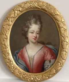 Pair of Ladies of the French Court