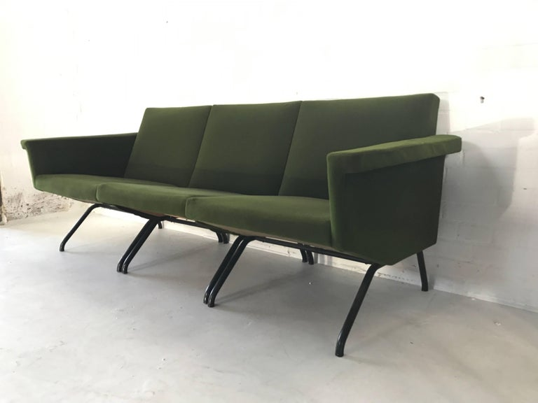 Swell Pierre Guariche Mid Century Modern Segmented Sofa Gmtry Best Dining Table And Chair Ideas Images Gmtryco
