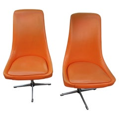 Pierre Guariche, Pair of Armchairs