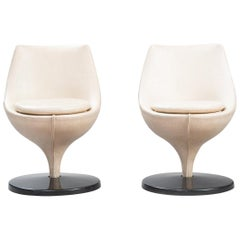 Pierre Guariche Polaris Chairs for Meurop, 1960s