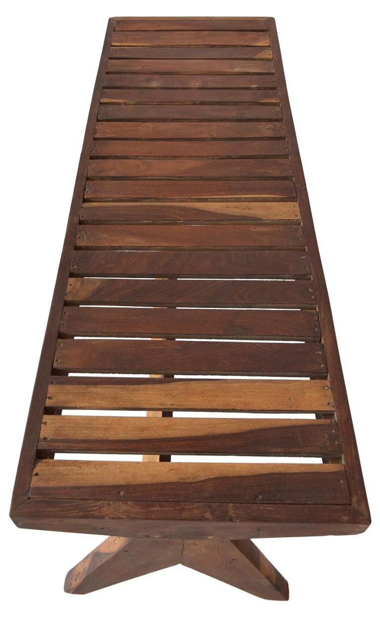 Pierre Jeanneret Bench 3