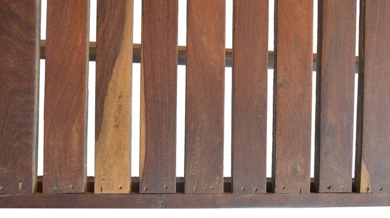 Pierre Jeanneret Bench 5