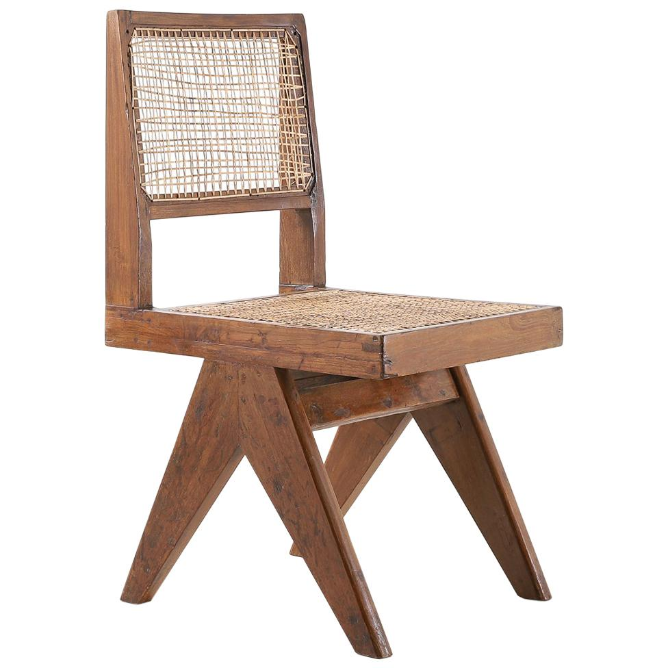 Pierre Jeanneret Chair, circa 1958-1959