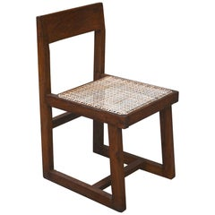 Pierre Jeanneret Chair for P.U. University Library