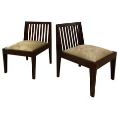 Pierre Jeanneret, Chauffeuses, Pair