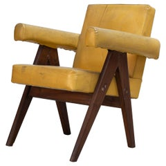 Pierre Jeanneret Committee Chair, 1950s, Chandigarh