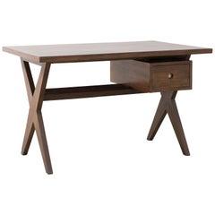 Pierre Jeanneret, Desk, circa 1960