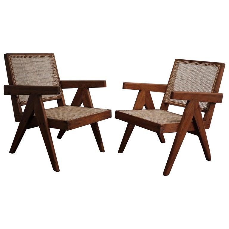 "Pierre Jeanneret ""Easy Armchair"", PJ-SI-29-A For Sale"