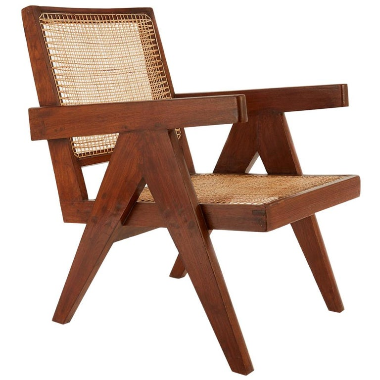 Pierre Jeanneret Easy Chair For Sale