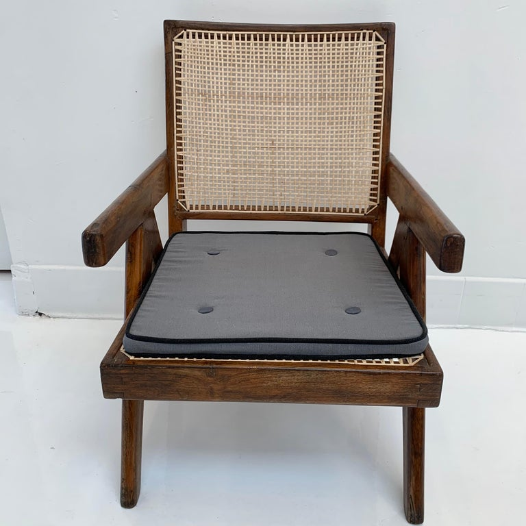 Pierre Jeanneret 'Easy' Chairs For Sale 4