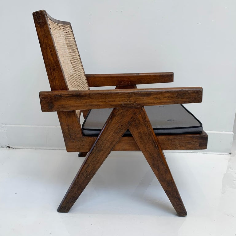 Mid-20th Century Pierre Jeanneret 'Easy' Chairs For Sale