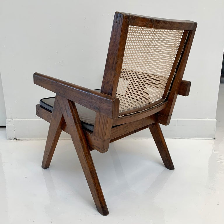 Pierre Jeanneret 'Easy' Chairs For Sale 2