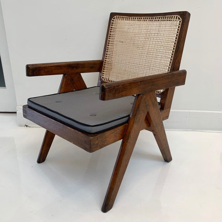 Pierre Jeanneret 'Easy' Chairs For Sale 3