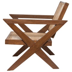 Pierre Jeanneret Easy Cross Chair