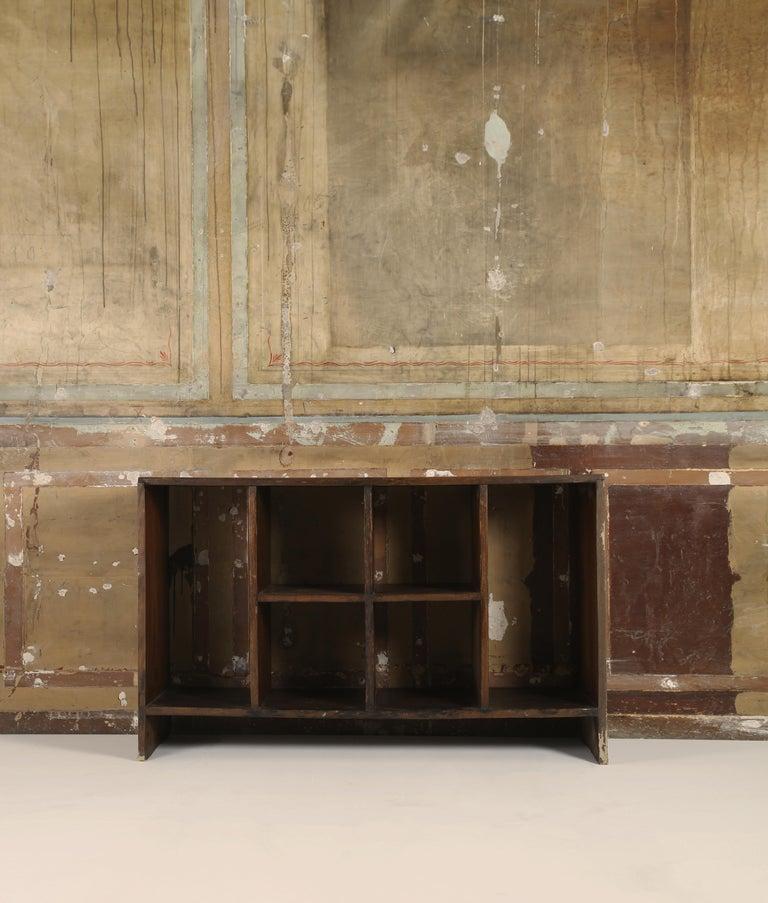 "Mid-Century Modern Pierre Jeanneret ""File Rack"", PJ-R-27-A For Sale"