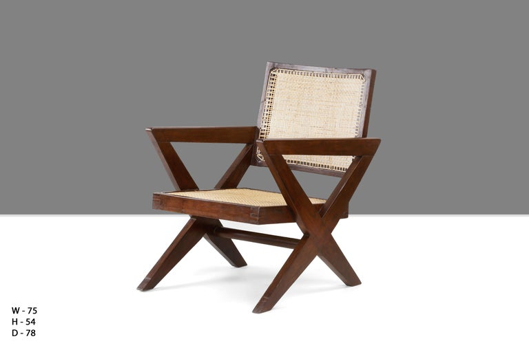 Mid-20th Century Pierre Jeanneret AUTHENTIC
