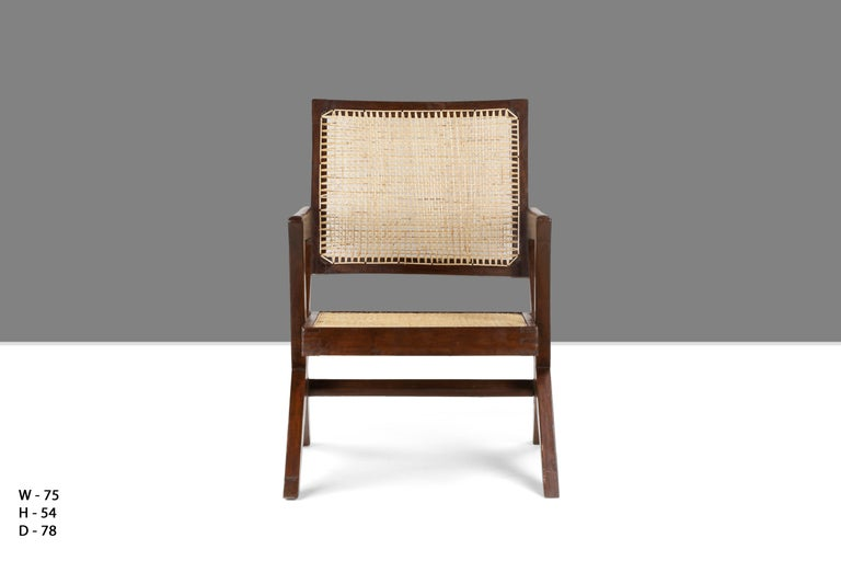 Teak Pierre Jeanneret AUTHENTIC