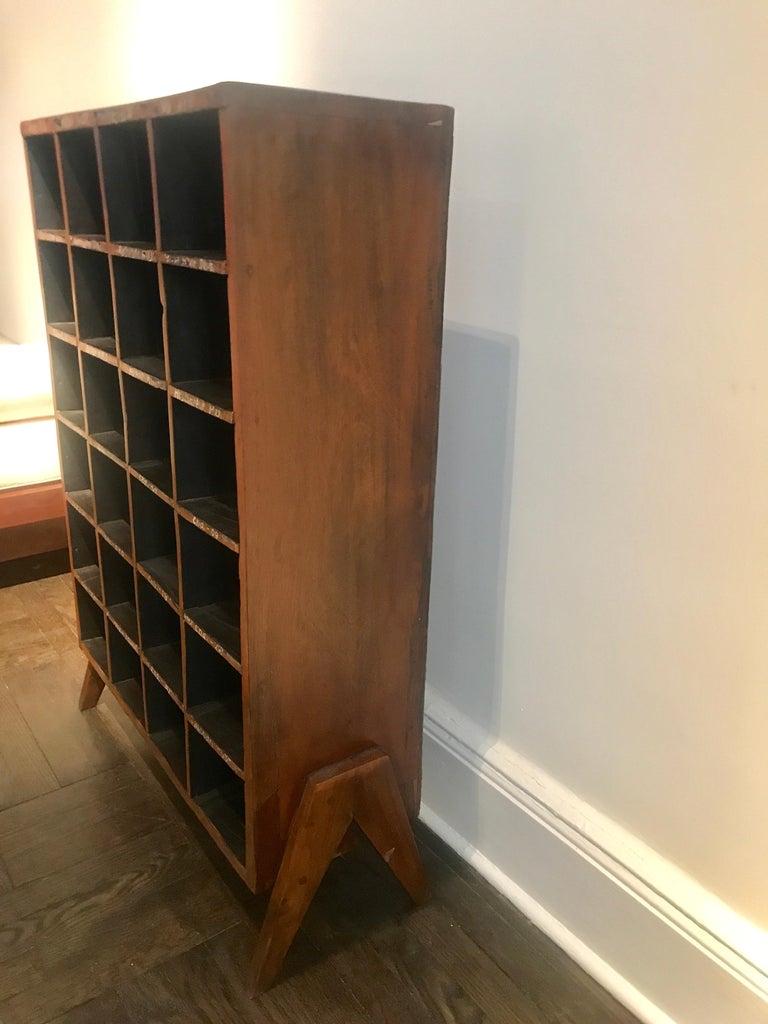 Indian Pierre Jeanneret Cabinet For Sale