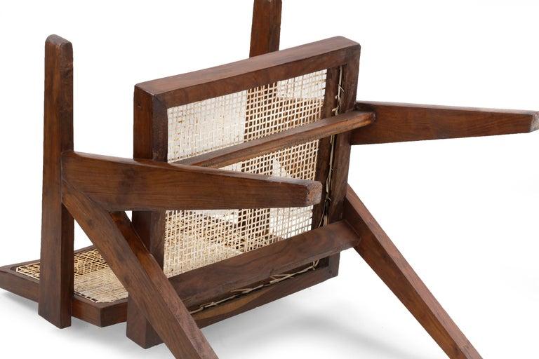 Pierre Jeanneret Office Cane Chair PJ-SI-28-A 5